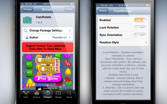 CamRotate-Cydia-Tweak