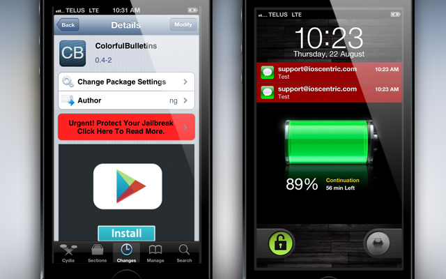 Colorful-Bulletins-Cydia-Tweak