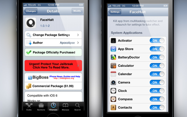 FaceHalt-Cydia-Tweak