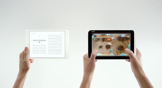 Microsoft Is Now Attacking The iPad Mini