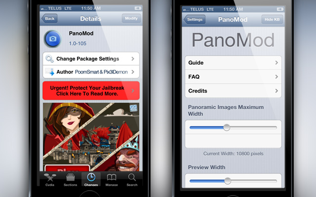 PanoMod-Cydia-Tweak