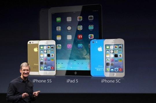 iPhone 5S Event