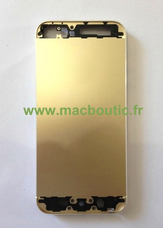 Gold iPhone 5S Back