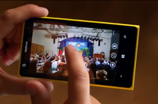 Nokia's New TV Ad For Lumia 1020 Bashes iPhone's Camera And Users [VIDEO]