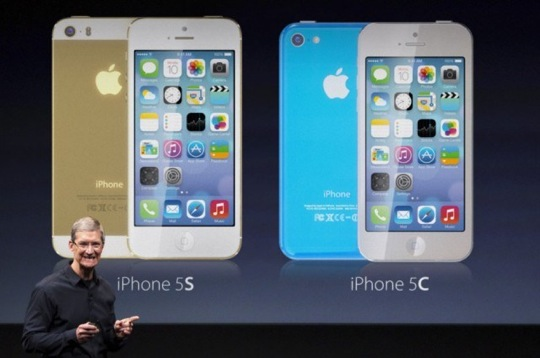 Apple Asks Foxconn To Ship iPhone 5S And iPhone 5C In September