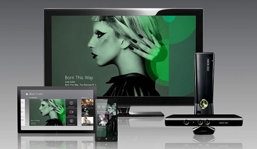 Xbox Music Android App