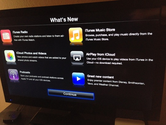 Apple TV 6.0 Update Released Again