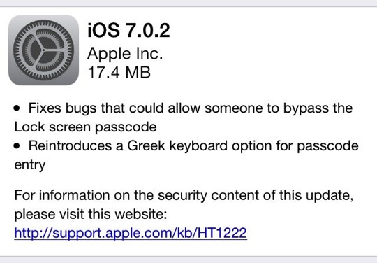 Download iOS 7.0.2-iJailbreak
