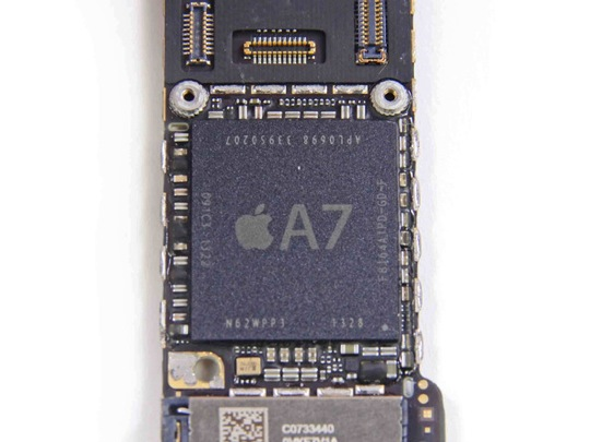 iFixit A7 Chip