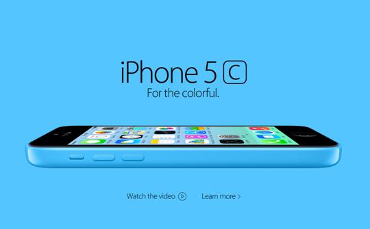 iPhone 5C Announcement Video