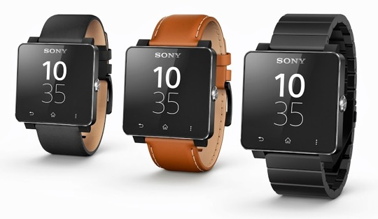 Sony-smartwatch-three-up