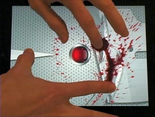 iPhone 5s cut off finger