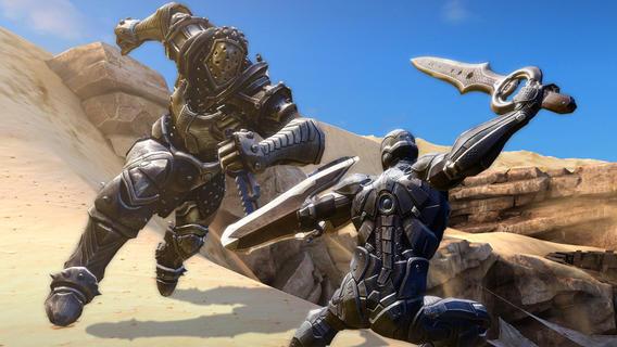 Infinity Blade III For iOS Released