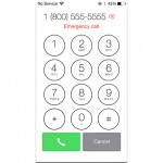 Another iOS 7 Bug Lets You Make Calls From A Locked iPhone [VIDEO]