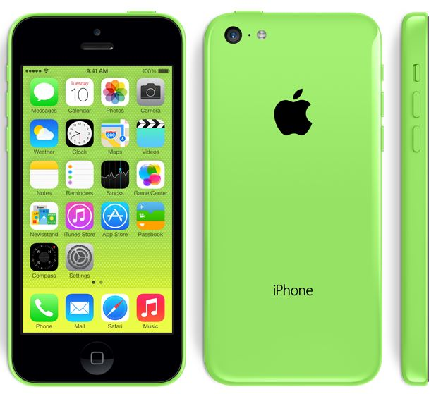 Apple iPhone 5c Green Review