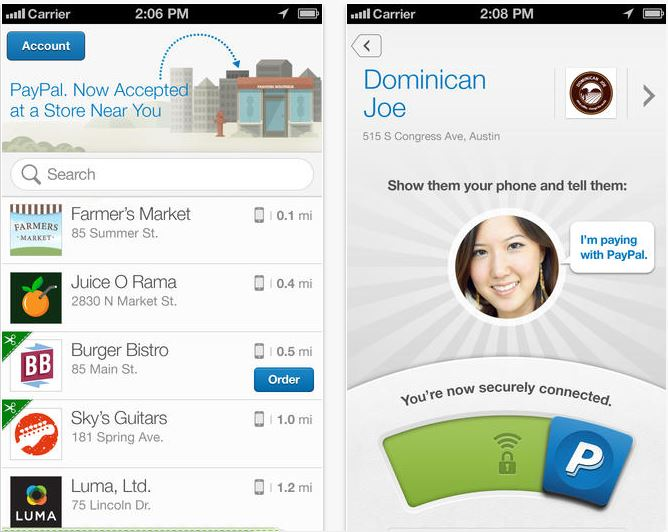 PayPal 5.0.1 for iOS