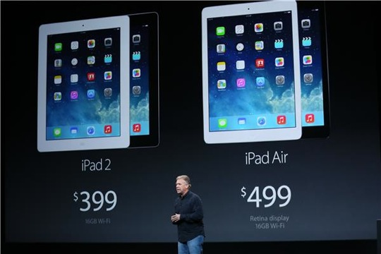 iPad Air Price And iPad 2 Price