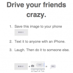 Prank Your Friends With This Little iMessage Trick