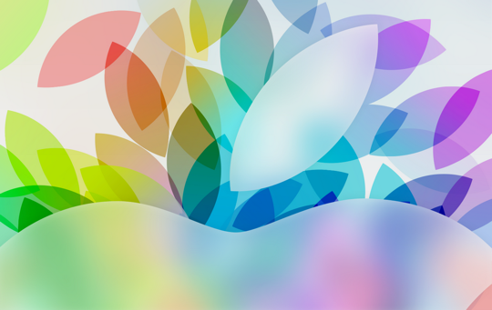 Apple October 2013 Keynote Wallpapers