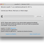 Evasi0n7 Released By Evad3rs To Jailbreak iOS 7.x Untethered [Download Mac OS X / Windows]