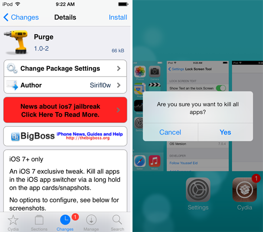 Purge-Cydia-Tweak