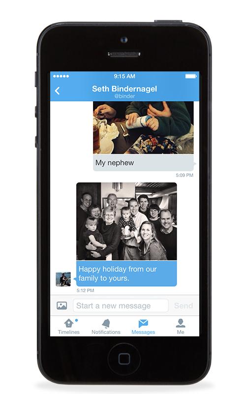 Twitter 6.0 iOS App