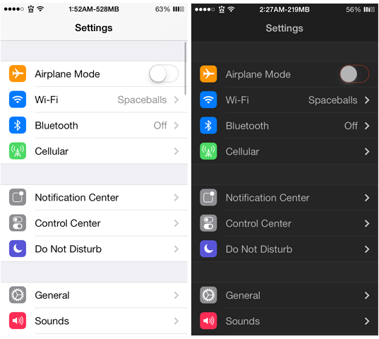 Eclipse Cydia Tweak
