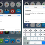 NoteCreator Cydia Tweak: Create Notes From Anywhere Using Activator