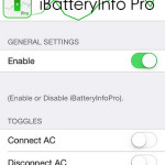 iBatteryInfoPro Cydia Tweak: The Ultimate Battery Manager