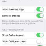 SubtleLock (iOS 7) And Forecast: Two Cydia Tweaks To Customize Your LockScreen