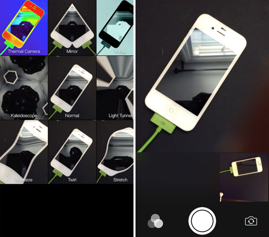 Photo Booth (iOS7) Cydia Tweak