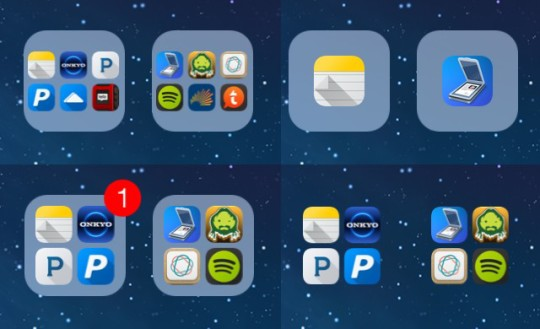TinyGrid+ Cydia Tweak