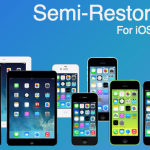 SemiRestore7 For iOS 7 Released Which Lets You Restore Your Device Without Losing Jailbreak