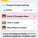 Remove PPSync And Install AppSync Unified After Jailbreaking iOS 7.1.1 [How To]