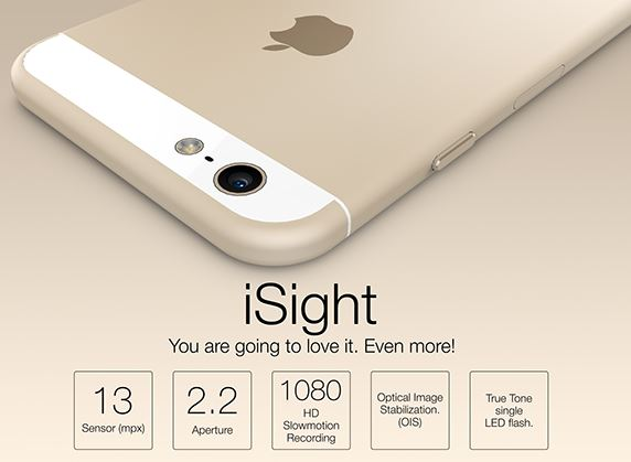 New iPhone 6 Concept Without Ugly Antenna Breaks Looks Great ...