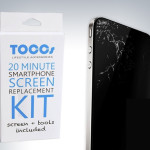 iPhone 5/5s Screen Repair Kit: Quickly Replace Your Damaged Touchscreen [48% OFF]