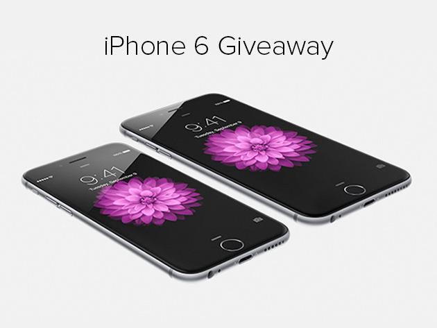 iphone 6 giveaway ijailbreak
