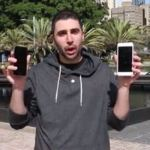 Drop Test: iPhone 6 And iPhone 6 Plus [VIDEO]
