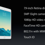 The iPad Mini 3 Is Here Too