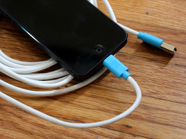 The 10 Ft. MFi-Certified iOS Lightning Cable
