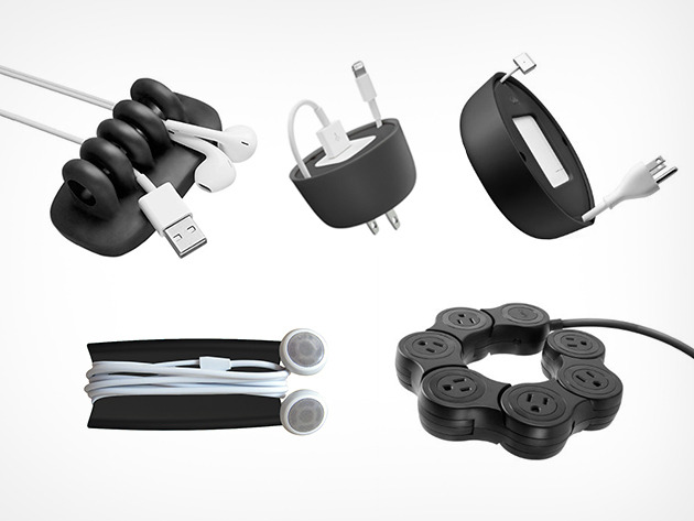 Buy Quirky Apple Accessory Kit StackSocial Deals