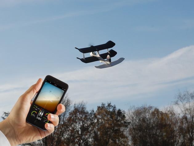 SmartPlane, Smartphone-Controlled RC Plane Deals