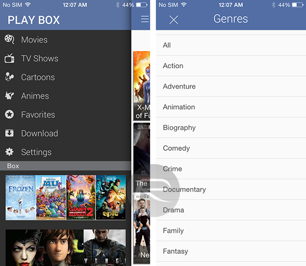 How to stream torrented movies on iOS 8 without