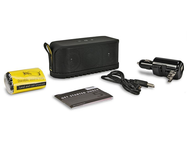 Jabra Solemate™ Bluetooth Speaker StackSocial
