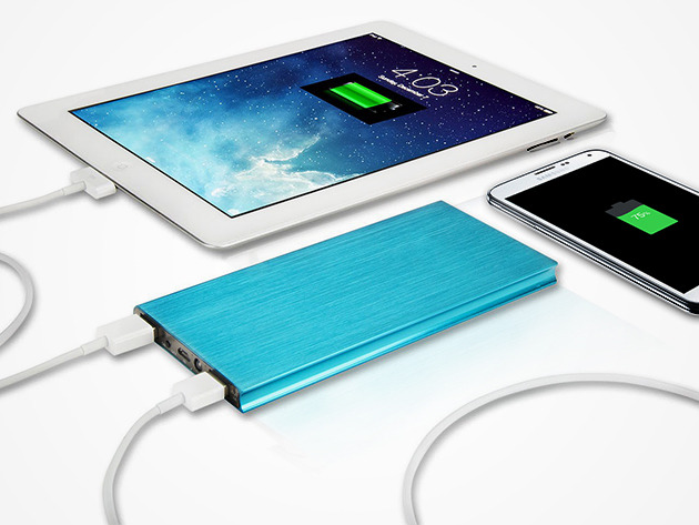 Power Vault 18000mAh Portable Battery Pack StackSocial