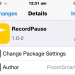 Pause And Resume Video Recording In iOS Camera App With This Tweak