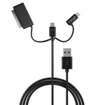 Tego 3-in-1 MFi-Certified Cable StackSocial
