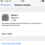 Apple Seeds iOS 8.3 To The Public, Includes New Features And Performance Improvements