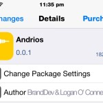 Get The Android Lollipop Experience On iOS With Andrios Cydia Tweak