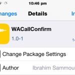 WACallConfirm